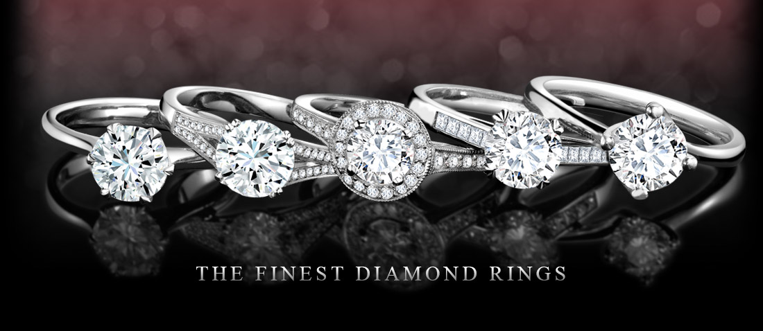 to select the right diamond the look that you get from your diamond ...